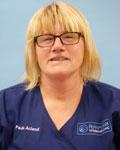 Paula Acland, RVN at Filham Park Veterinary Clinic