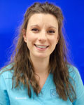 Rowena Morris, support team at Filham Park Veterinary Clinic
